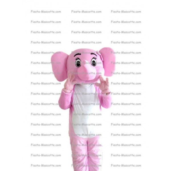 Achat mascotte Eléphant pas chère. Déguisement mascotte Eléphant.