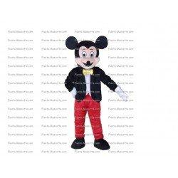 Achat mascotte Mickey pas chère. Déguisement mascotte Mickey.