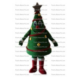 Buy cheap Christmas tree mascot costume.