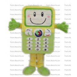 Buy cheap Phone mascot costume.