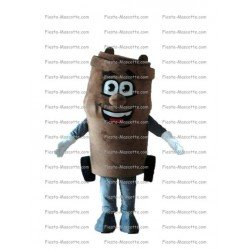 Buy cheap Trash can mascot costume.