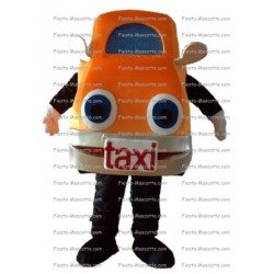 Buy cheap Taxi mascot costume.