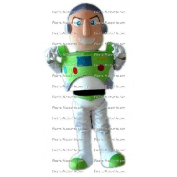 Achat mascotte Buzz pas chère. Déguisement mascotte Buzz.