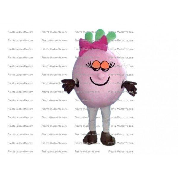 Achat mascotte Fruits pas chère. Déguisement mascotte Fruits.
