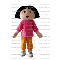 Buy cheap Dora mascot costume.