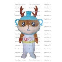 Buy cheap Deer character mascot costume.