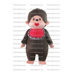 Buy cheap Kiki monkey mascot costume.