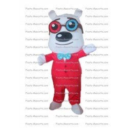 Buy cheap Dog bezel mascot costume.