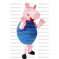 Buy cheap Peggy Pig mascot costume.
