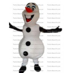 Buy cheap Olaf snow queen mascot costume.
