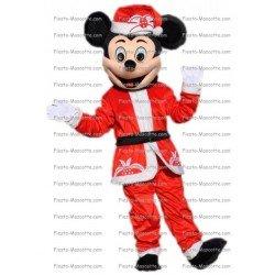 Buy cheap Christmas Mickey mascot costume.