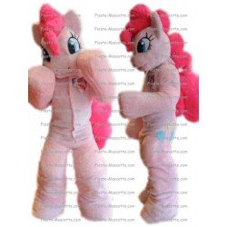 Buy cheap Pony horse mascot costume.