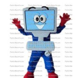 Buy cheap Computer mascot costume.