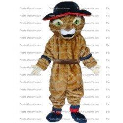 Buy cheap Hot cat mascot costume.