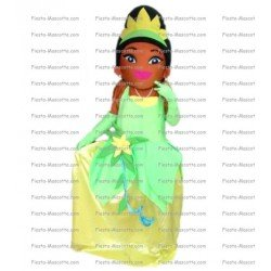 Buy cheap Princess and the frog mascot costume.