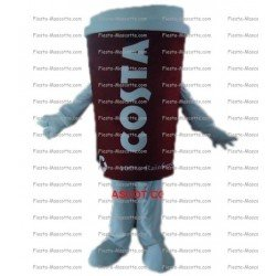 Buy cheap Coffee beaker mascot costume.