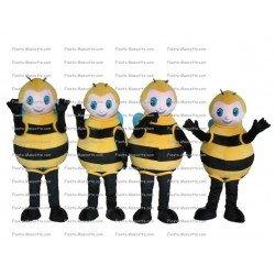 Buy cheap Maya Bee mascot costume.