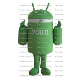 Buy cheap Android mascot costume.