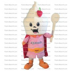 Buy cheap Yogurt mascot costume.