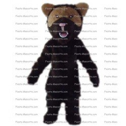Buy cheap grizzly mascot costume.