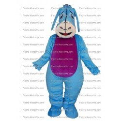 Buy cheap Winnie donkey parrot mascot costume.