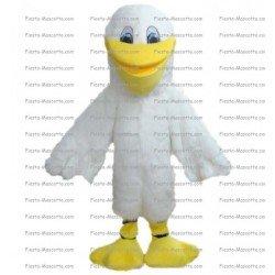 Achat mascotte Oiseau pélican pas chère. Déguisement mascotte Oiseau pélican.