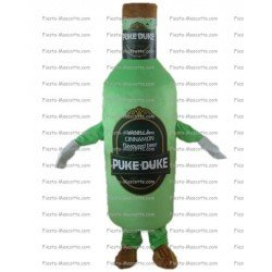 Buy cheap Bottle of wine mascot costume.