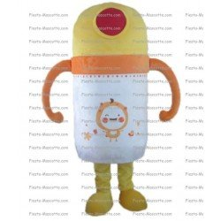 Buy cheap Baby bottle mascot costume.