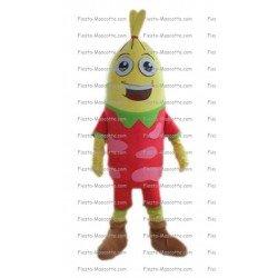 Buy cheap Ears of corn mascot costume.