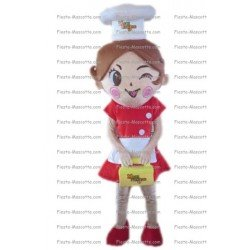 Buy cheap Girl mascot costume.
