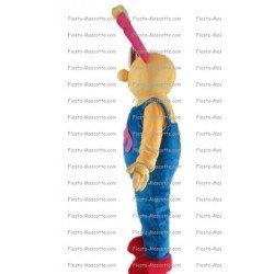 Buy cheap clown mascot costume.