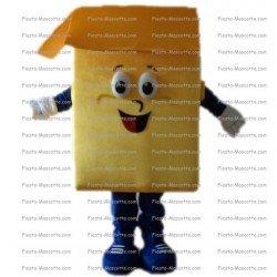 Buy cheap Box mascot costume.