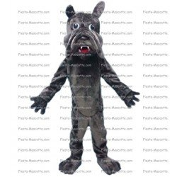 Buy cheap Bulldog dog mascot costume.