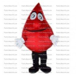 Buy cheap Blood drop mascot costume.