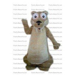 Buy cheap Ice Age mascot costume.