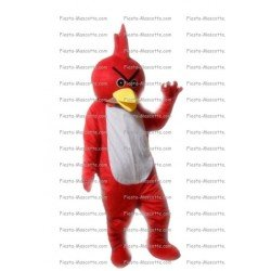 Achat mascotte Angry bird pas chère. Déguisement mascotte Angry bird.