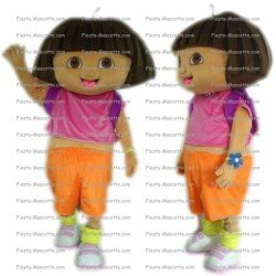 Buy cheap dora explorer mascot costume.
