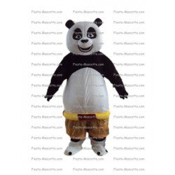 Buy cheap Panda Kung Fu Panda mascot costume.