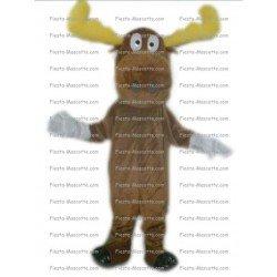 Buy cheap Reindeer mascot costume.