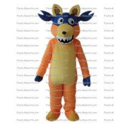 Buy cheap chipeur the fox mascot costume.