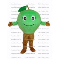Buy cheap Apple mascot costume.