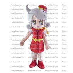Buy cheap Girl hostess mascot costume.