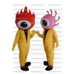 Buy cheap eye mascot costume.