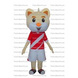 Buy cheap Soccer chat mascot costume.