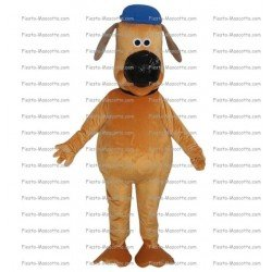 Achat mascotte Chien wallas pas chère. Déguisement mascotte Chien wallas.
