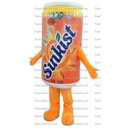 Buy cheap Soda can mascot costume.