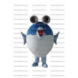Achat mascotte Poisson clown pas chère. Déguisement mascotte Poisson clown.