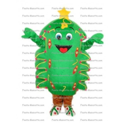 Buy cheap Christmas tree mascot costume.