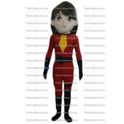 Buy cheap Suer indestructible hero mascot costume.
