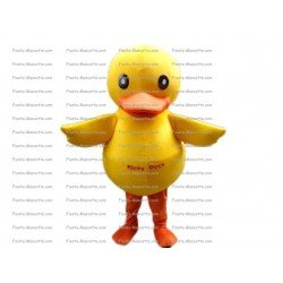 Buy cheap Duck mascot costume.